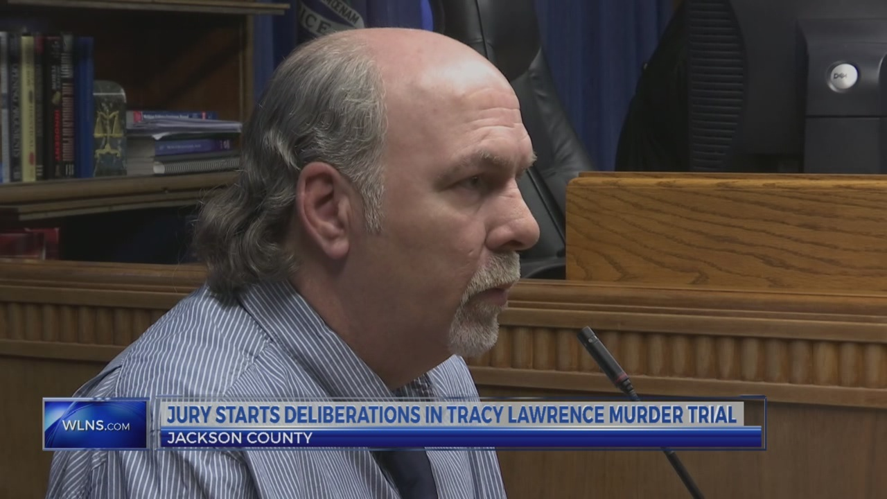 Tracy Lawrence Deliberations