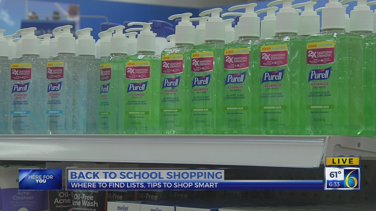 6 News This Morning: back to school
