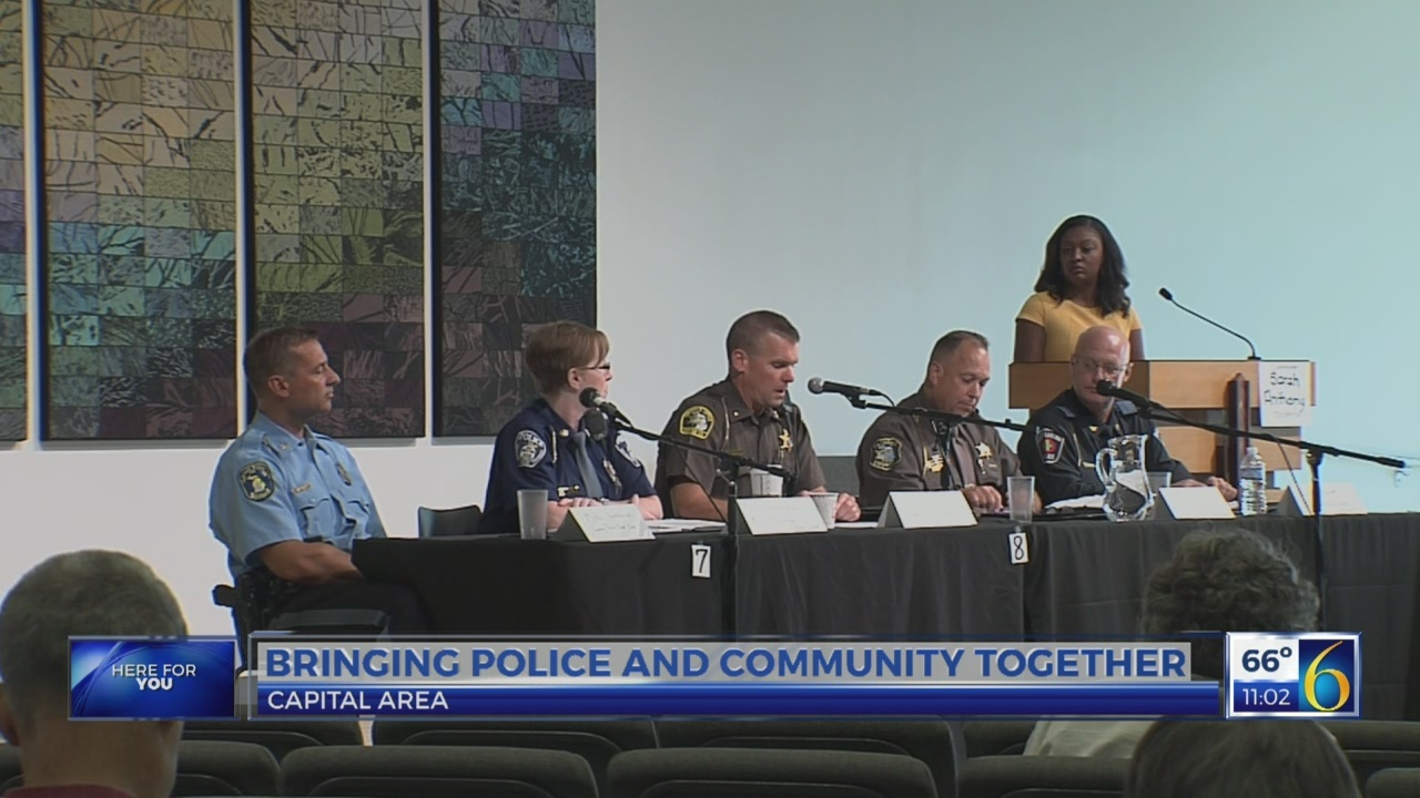 Bringing law enforcement and community together