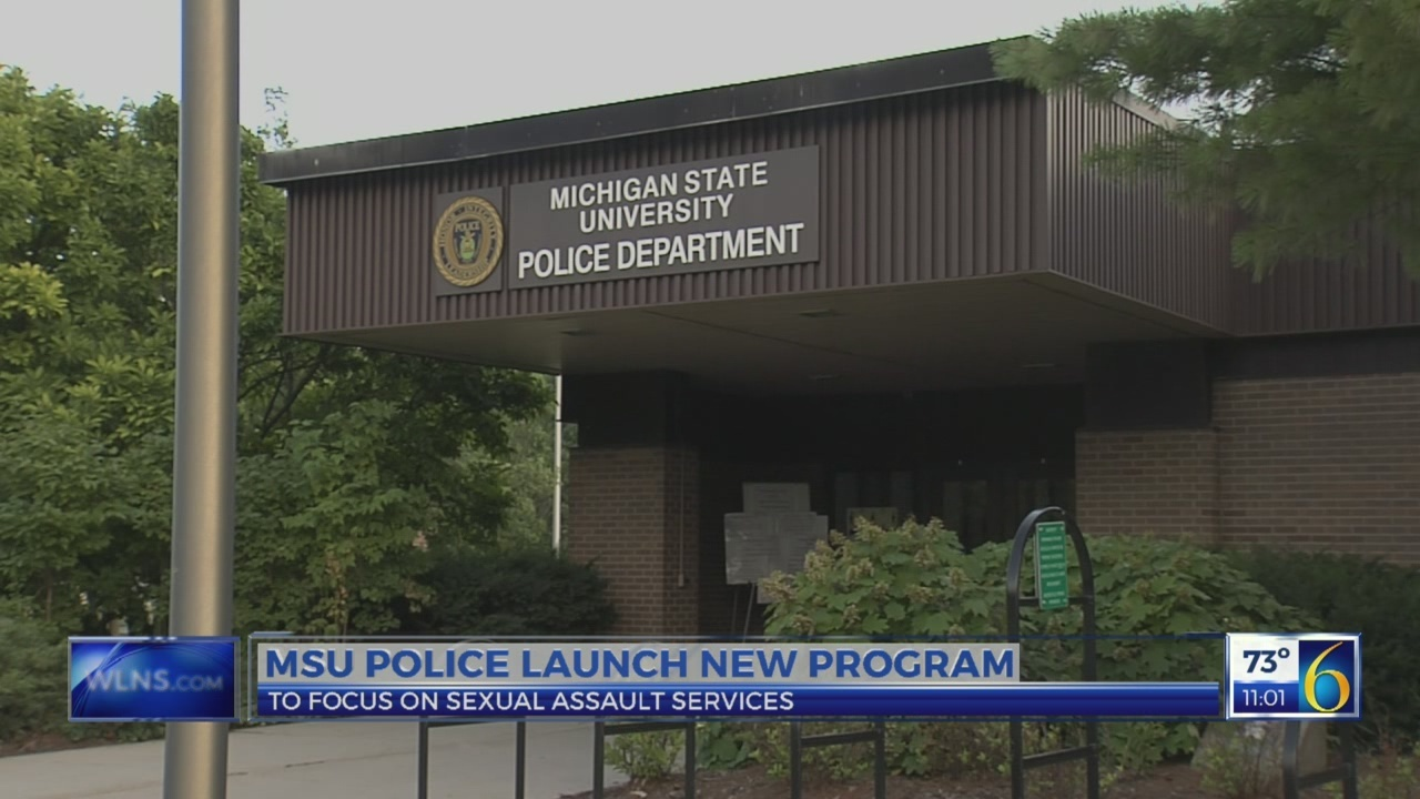 MSU Police launch new program to focus on sexual assault services