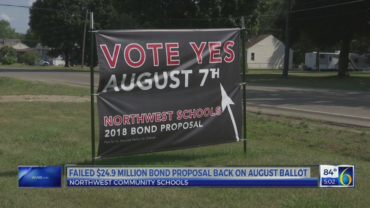 Northwest Schools Bond Proposal