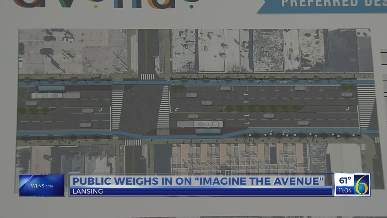 """Public weighs in on """"Imagine the Avenue"""""""