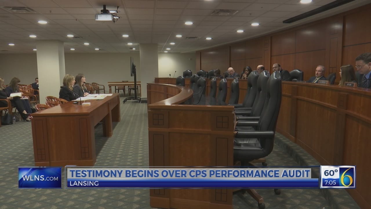 Testimony begins over CPS performance audit