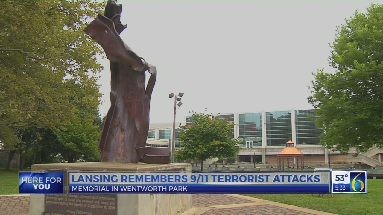 This Morning: Lansing remembers 9/11