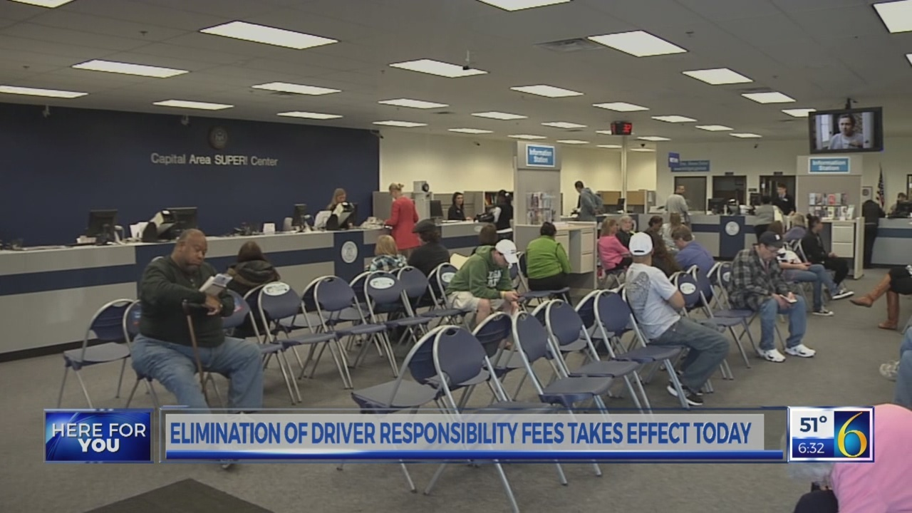 6 News This Morning: driver responsibility fee law repeal