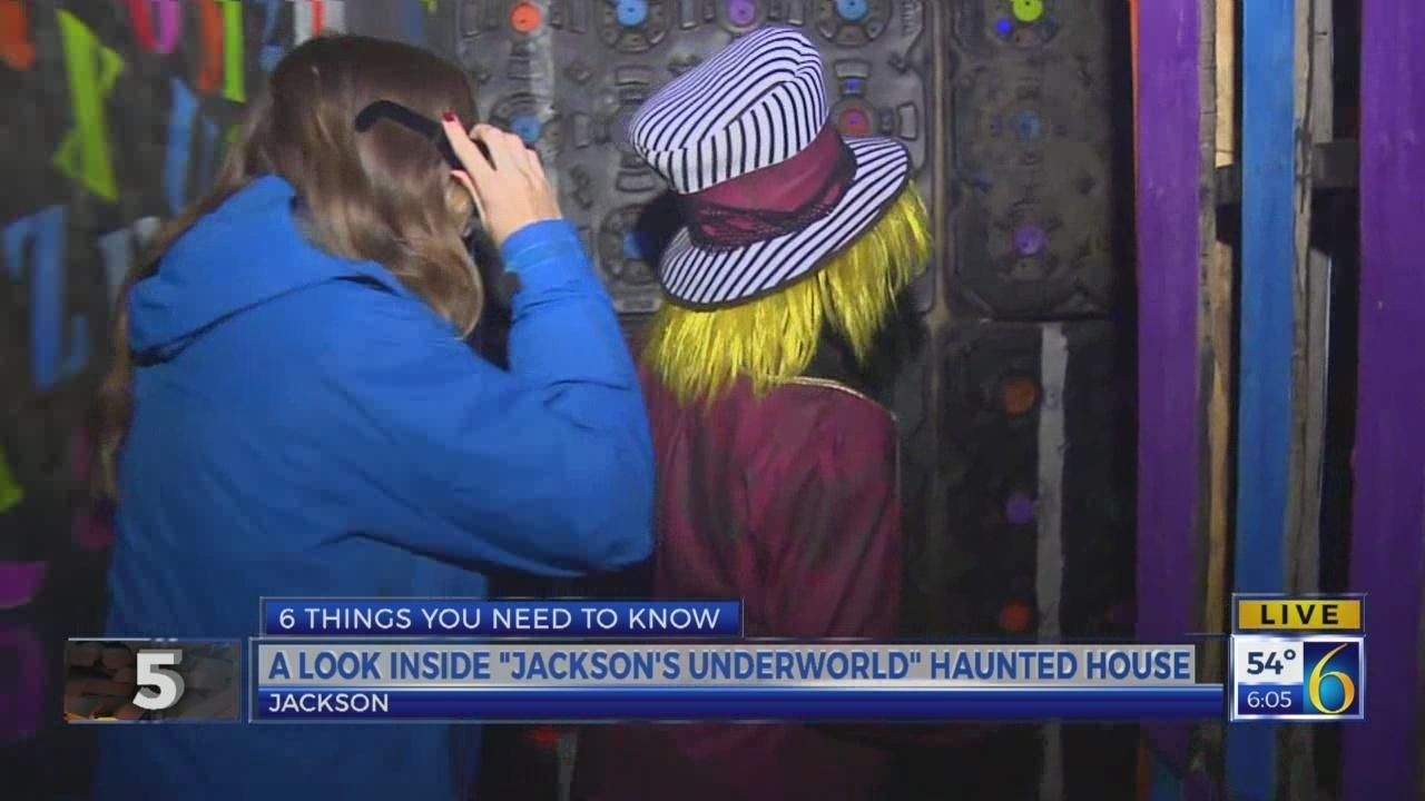 6 News This Morning: jackson's underworld
