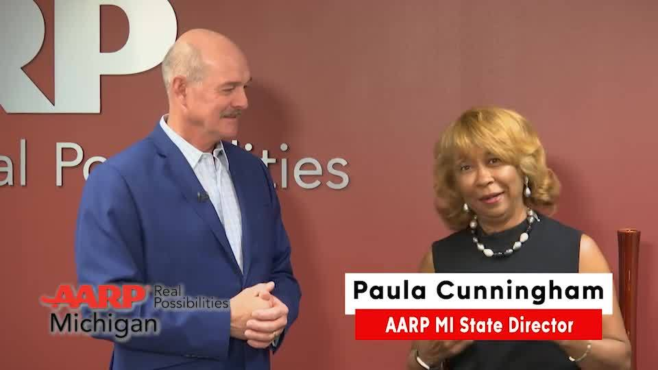 "AARP Real Possibilities | Season 1-Episode 6 ""Caregiving"""