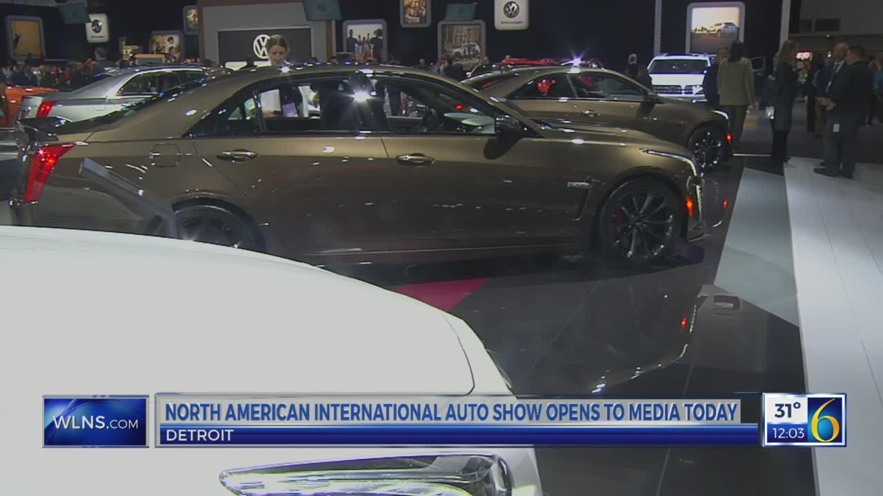 6 News at Noon: car, truck, utility vehicle of the year