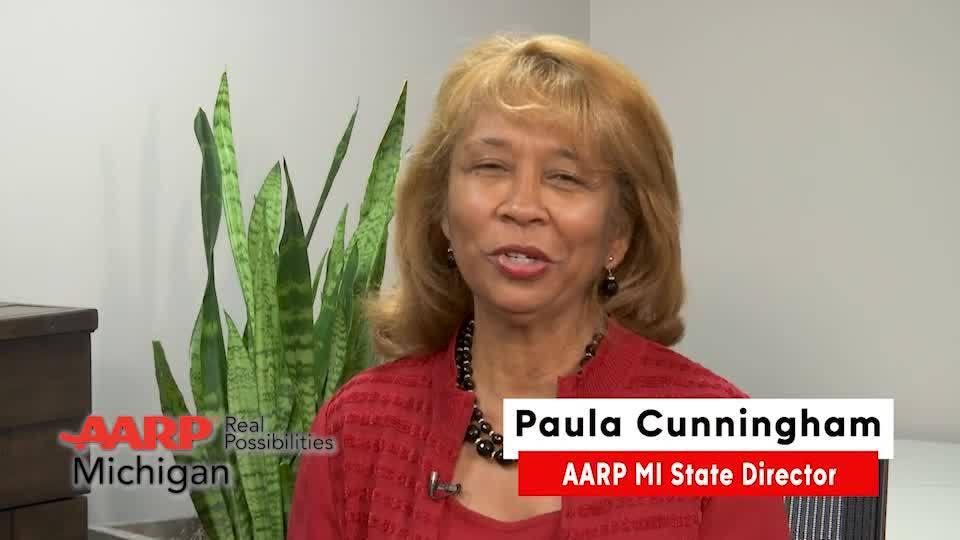 "AARP Real Possibilities | Season 1-Episode 14 ""Social Security"""