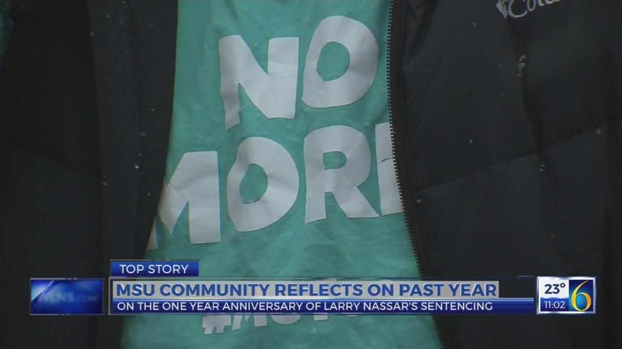 MSU community reflects on year