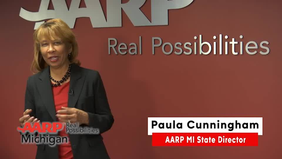 """AARP Real Possibilities 