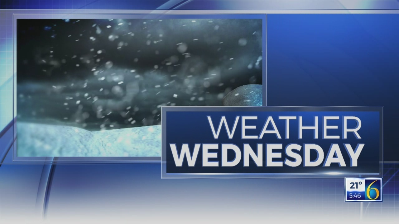 Weather Wednesday: Measuring snow depth