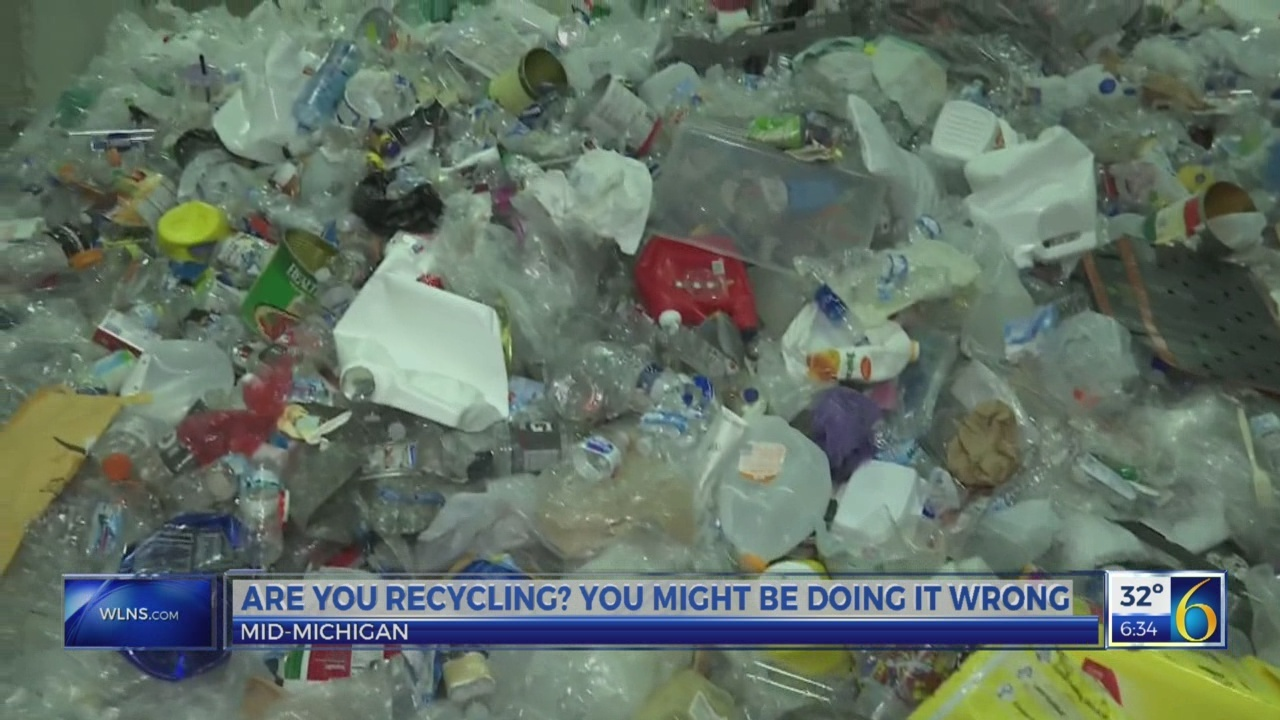 6 News This Morning: recycling right