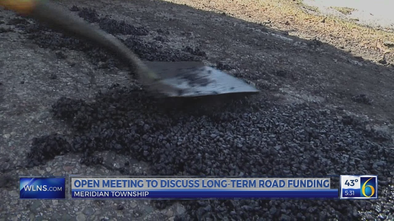 6 News This Morning: road funding