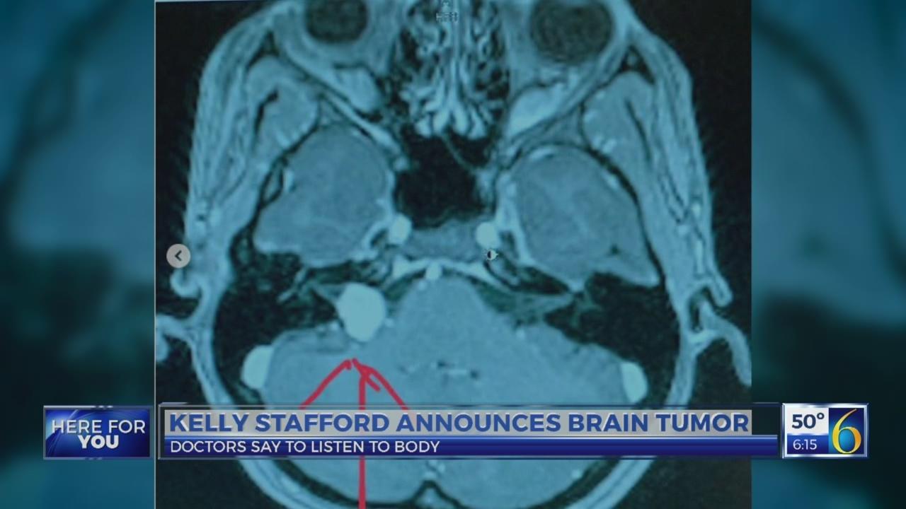 K. Stafford brain tumor