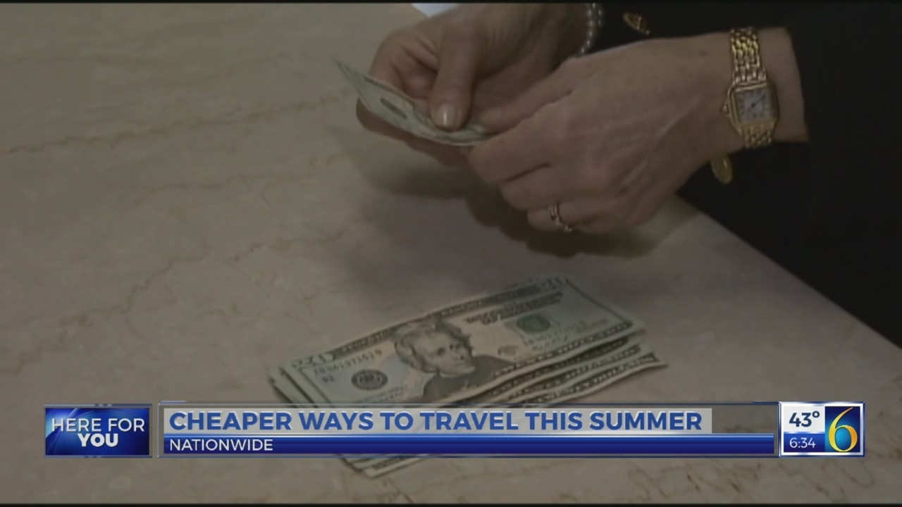 6 News This Morning: travel cheaper