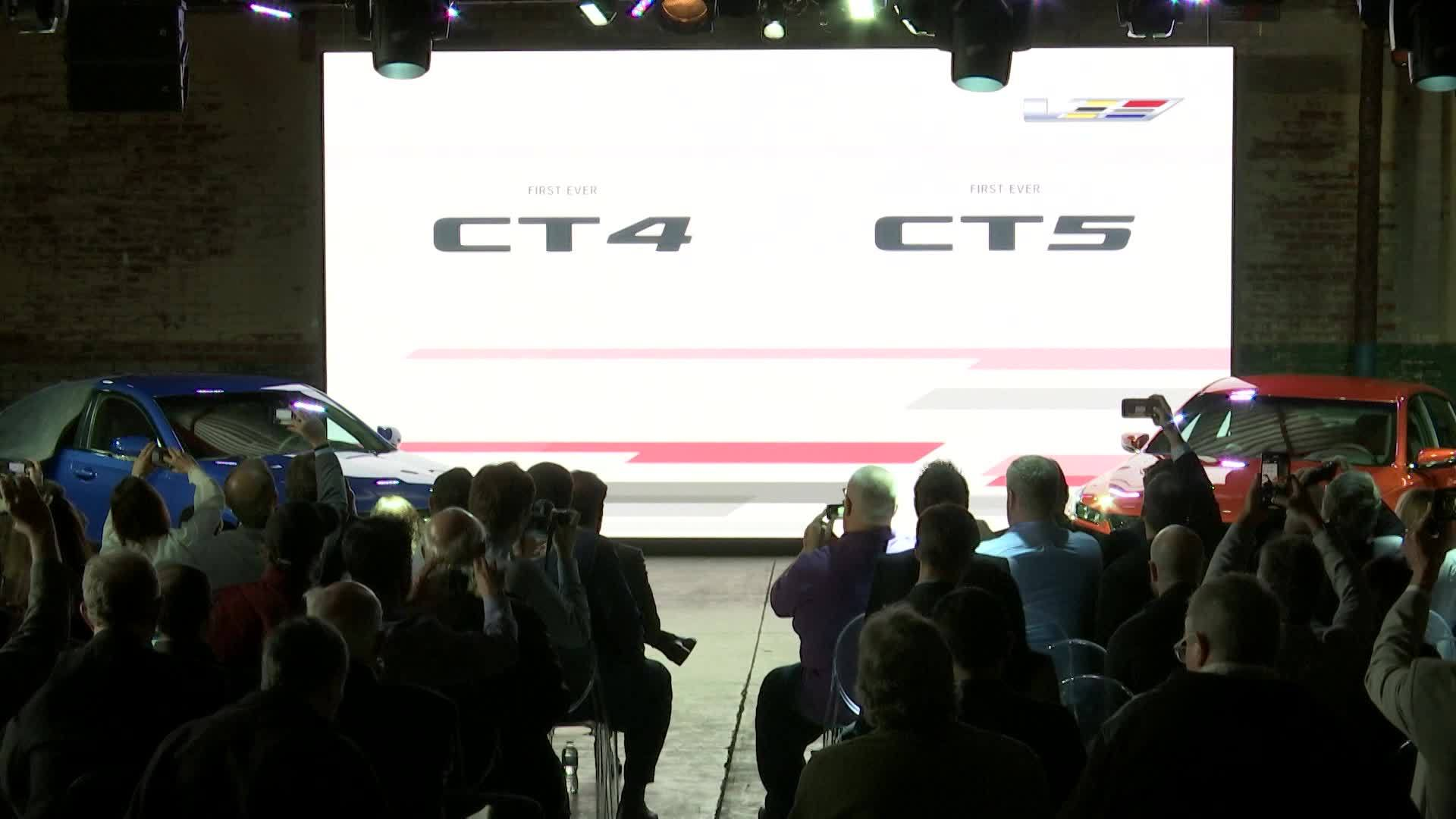 New Cadillac 2020