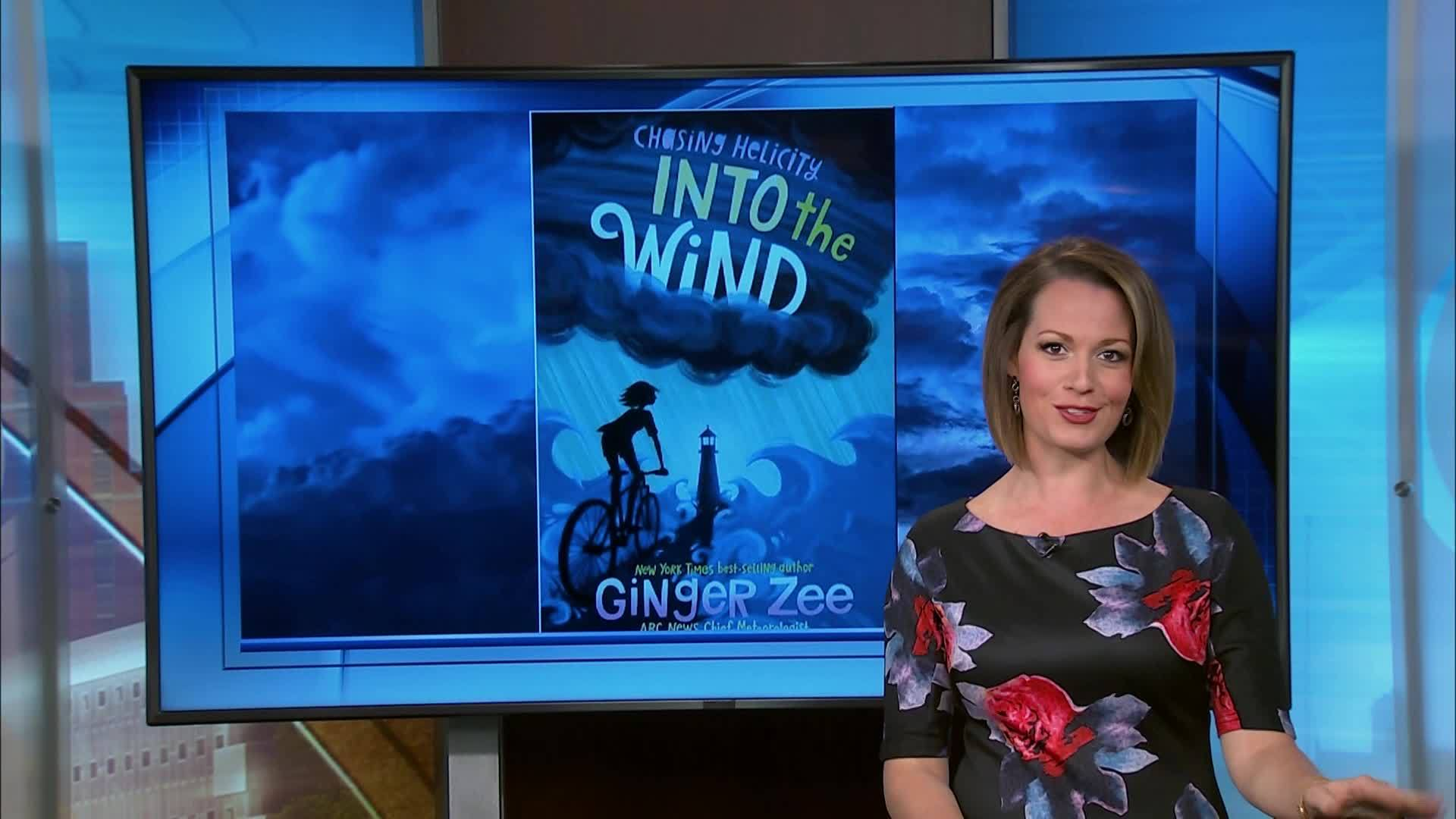Weather Wednesday: A talk with Ginger Zee