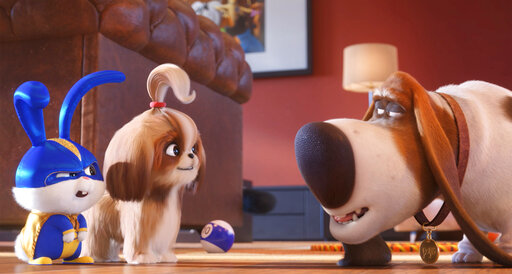 Film Title: The Secret Life of Pets 2