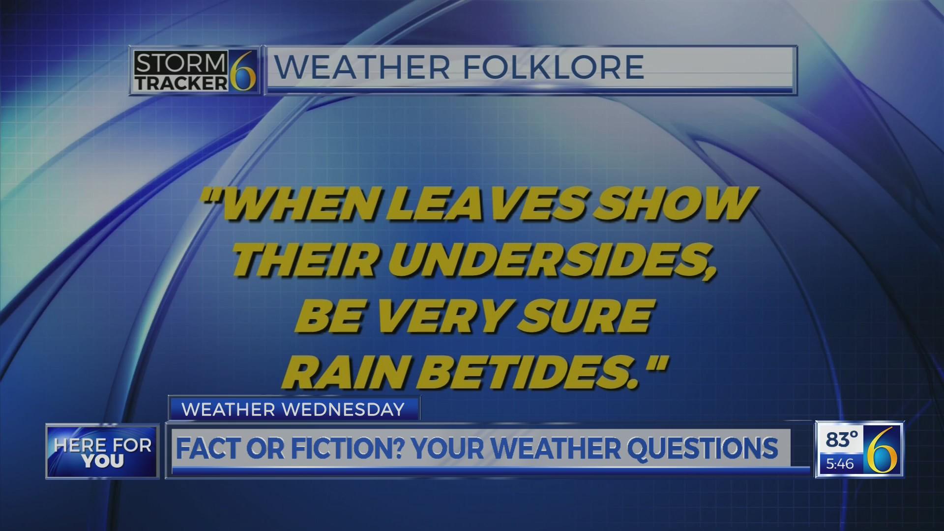 Weather Wednesday | WLNS 6 News