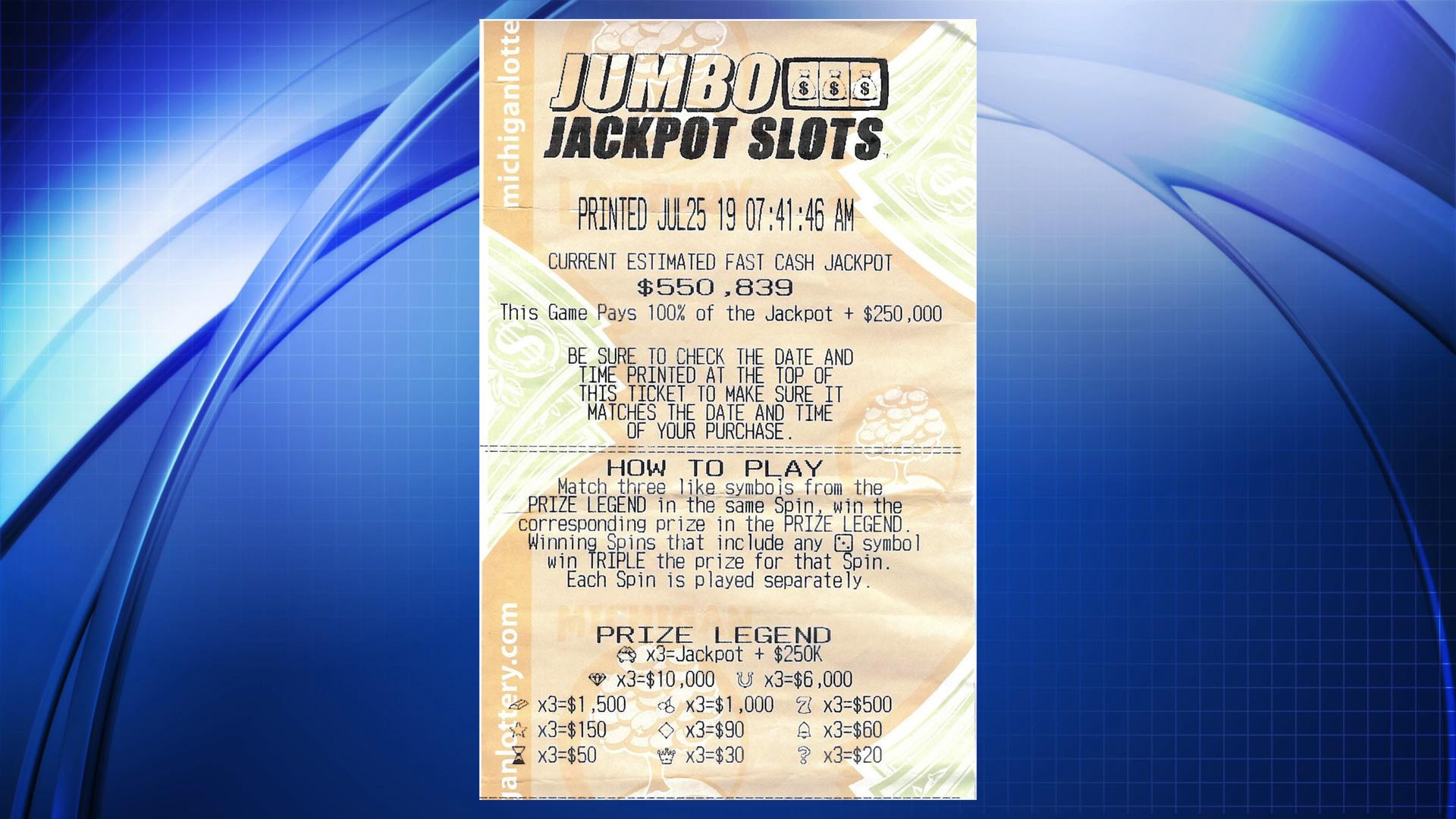 Ingham County woman hits $800K lottery jackpot   WLNS 6 News