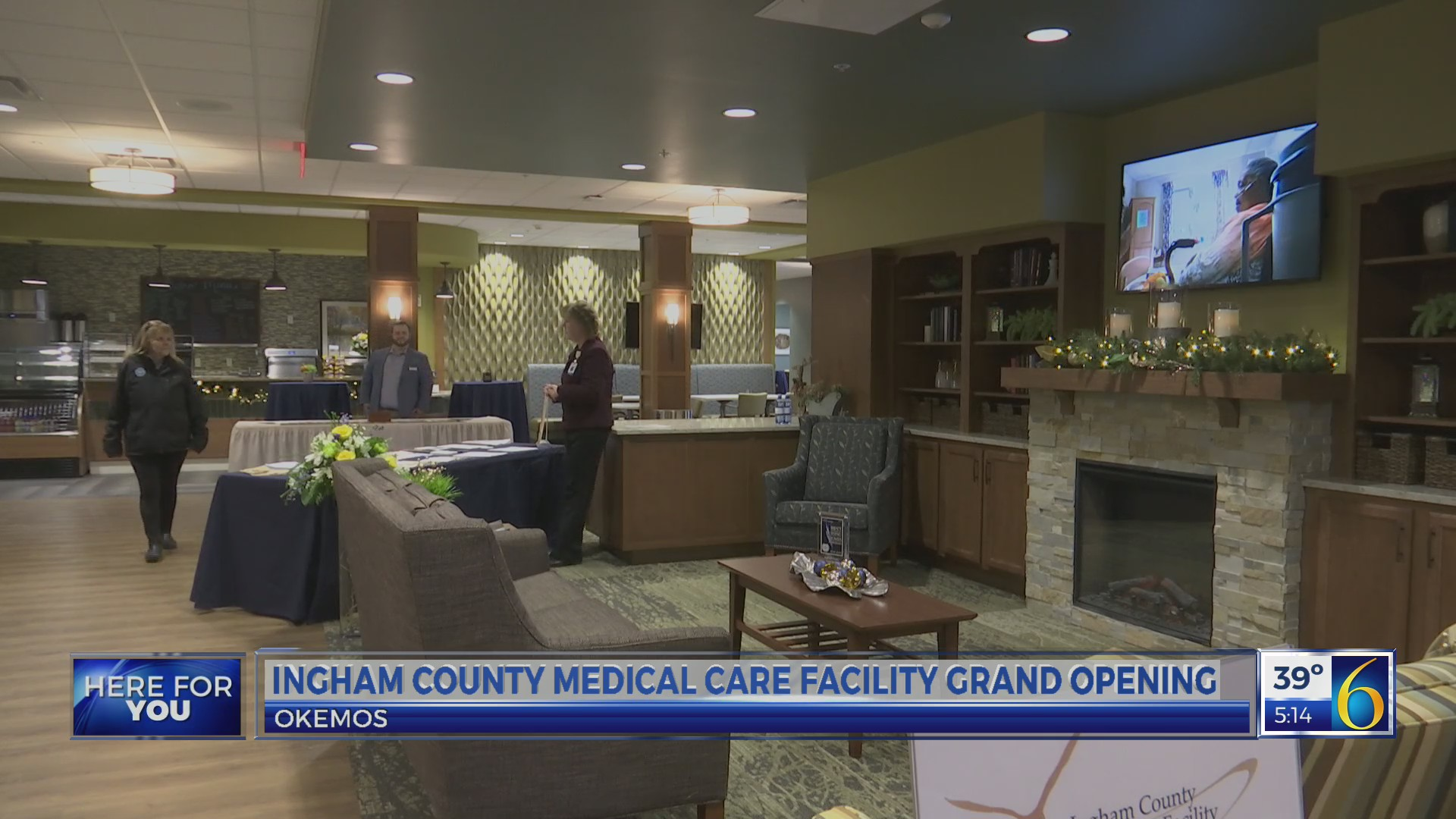 Ingham county medical care facility