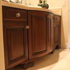 Kitchen Cabinets With Legs Floor Cupboards 25 Cool Bathroom Vanities No Eyagci