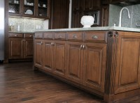 Distressed Kitchen Cabinets | Casual Cottage