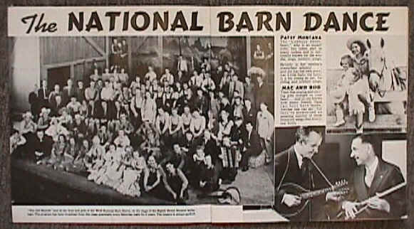 Image result for the national barn dance orchestra