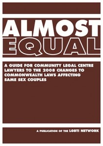 Cover of Almost Equal