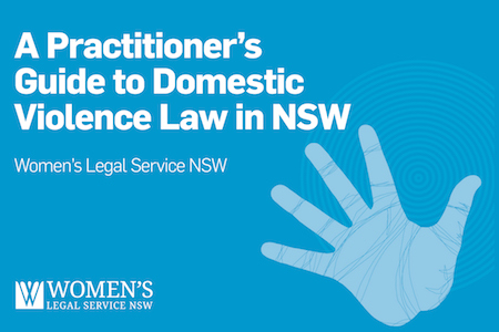 Chapter 4: Domestic violence and technology - Women's Legal Service NSW