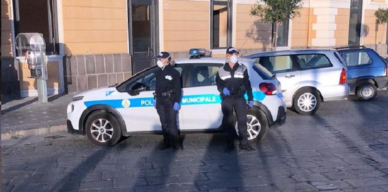 Risultato immagini per polizia municipale siracusa controlli