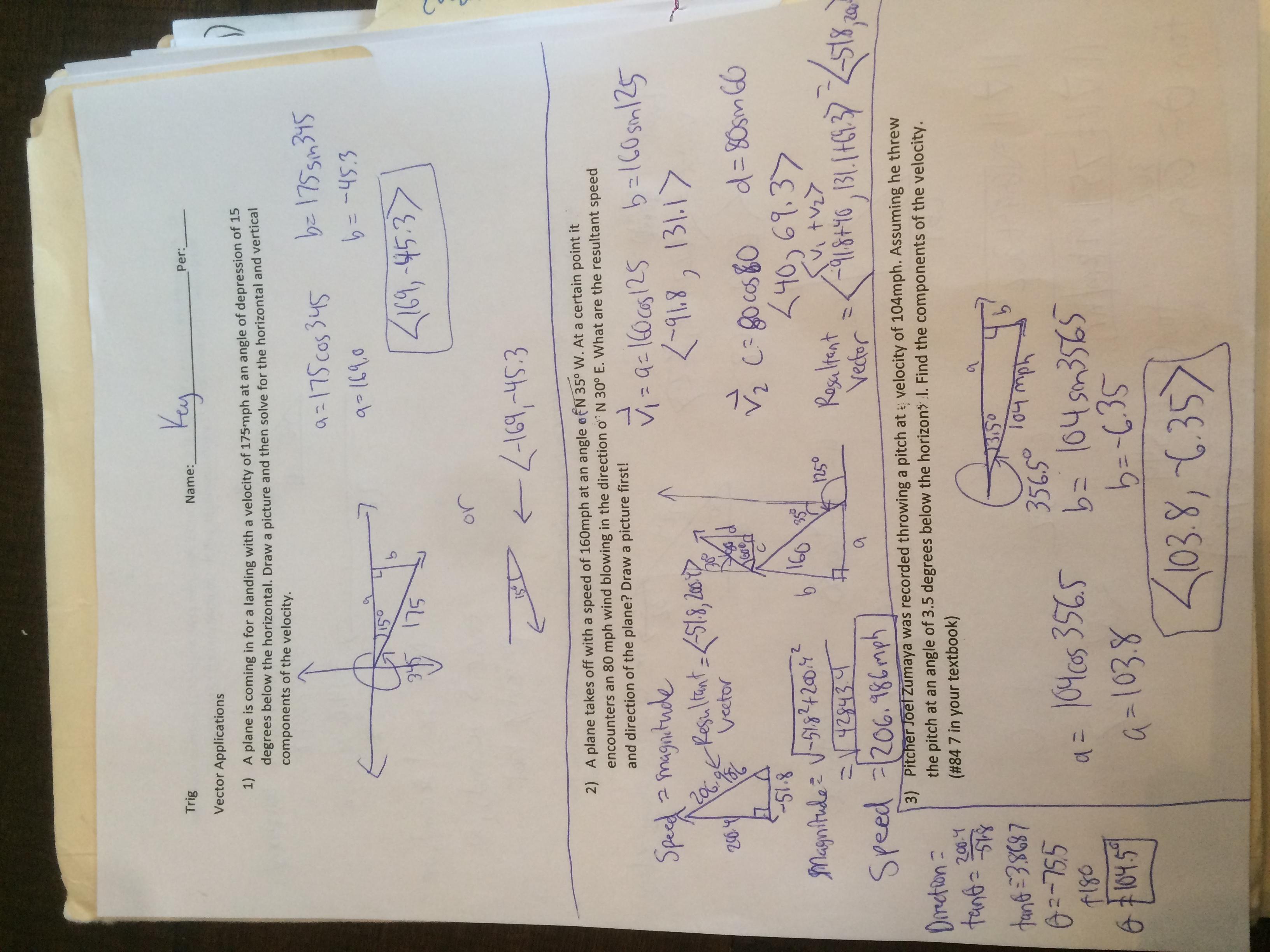 Unit 4 Solving Quadratic Equations Homework 1 Answer Key