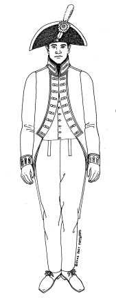 18th and Early 19th Century Men's Sewing Patterns