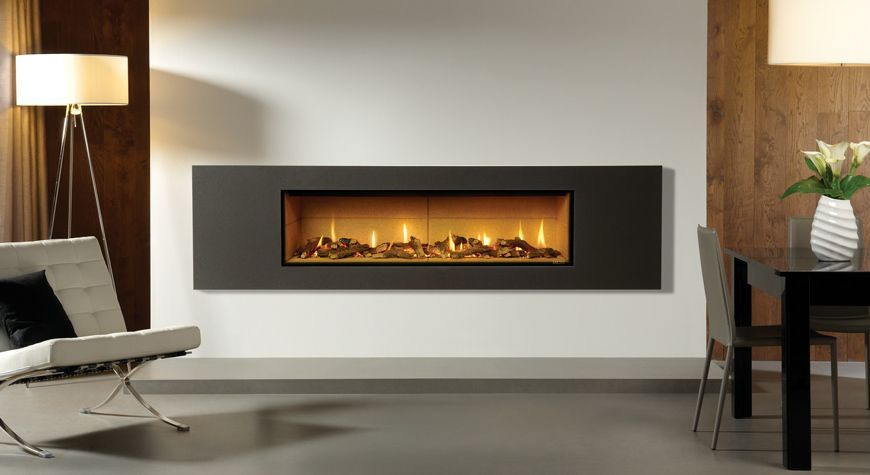 Gazco Gas Fires Glasgow  Studio  Hole in the Wall Fires