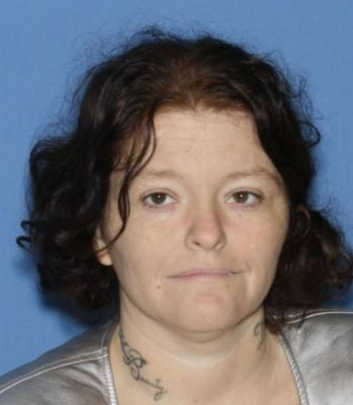 Christine Fulmer (source: Helena-West Helena Police Dept.)