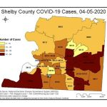 Tennessee Reports More Than 3 800 Covid 19 Cases And 65 Deaths Nearly 800 Cases And 17 Deaths In Shelby County