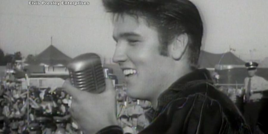 Elvis Presley's 'Sun Sessions' guitar up for auction