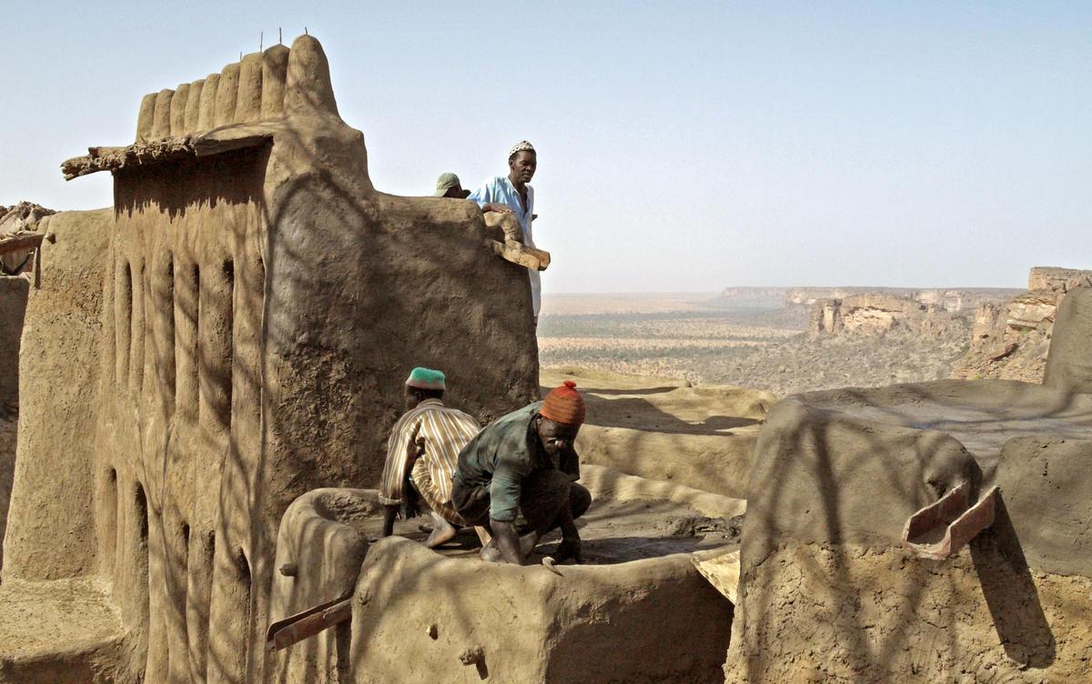 Bandiagara Escarpment Cultural Landscape  World Monuments Fund
