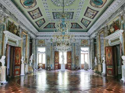 Ostankino Estate Museum World Monuments Fund