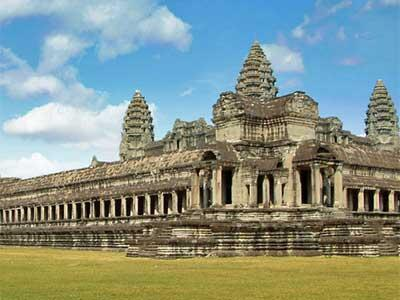 Angkor Archaeological Park World Monuments Fund