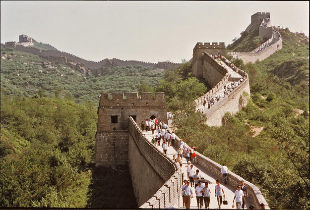 great wall of china cultural landscape