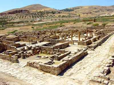 Bulla Regia World Monuments Fund