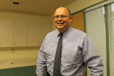 Chuck Henry is the director of the Sarasota County Health Department.