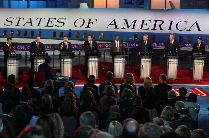 Republican presidential candidates are in Orlando to discuss their plans to win Florida next November. Photo: Flickr.