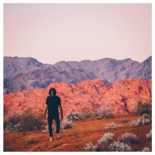 "Saba ""Bucket List Project"" album cover."