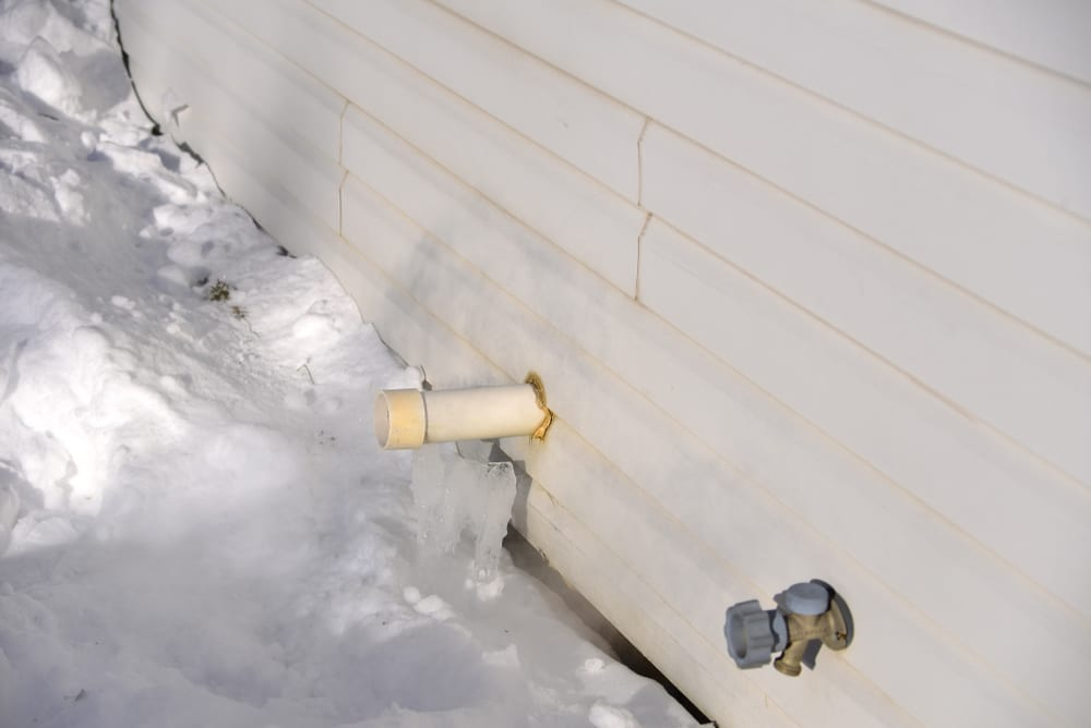 how does a furnace vent gas 3 types of