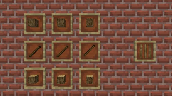 Additional Bars mod for minecraft 22