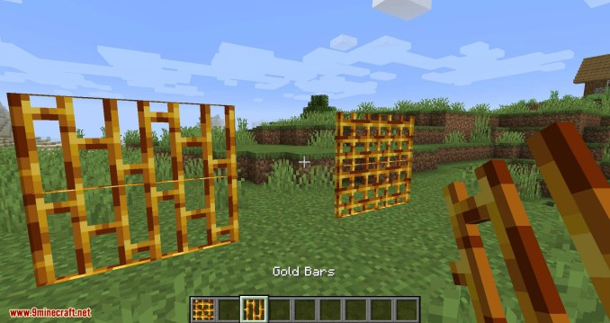Additional Bars mod for minecraft 07