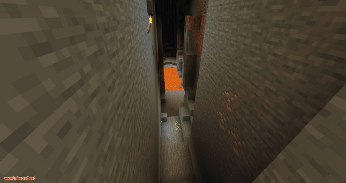 Advanced Mining Dimension mod for minecraft 04